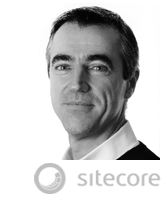 Photograph of Chris Vezey, Sales Director at Sitecore