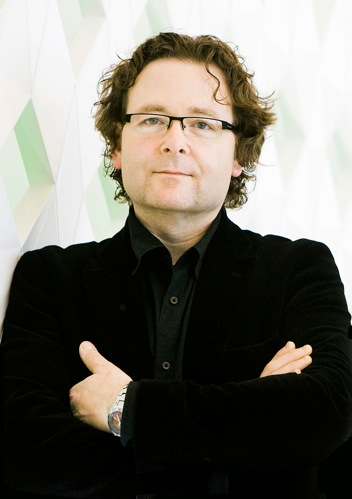 Photograph of Chris Arnold, founder and creative partner at Creative Orchestra