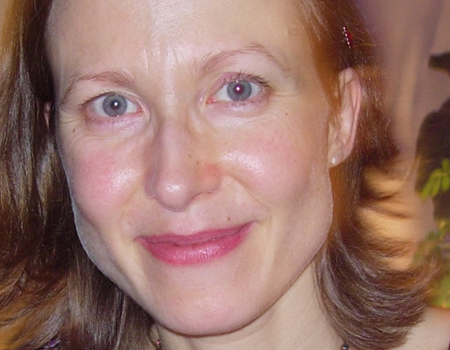 Photograph of social media strategist Jemima Gibbons