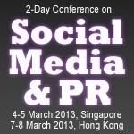 Social Media & PR Conference Hong Kong