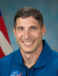 Photograph of Mike Hopkins Michael S. Hopkins (Colonel, USAF), a NASA astronaut