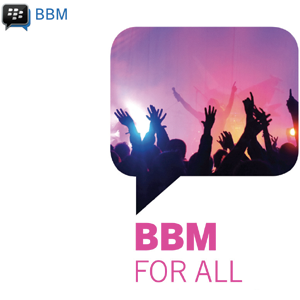 BBM for all BlackBerry image