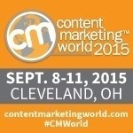 Content Marketing World 2015