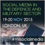 EXCLUSIVE! Israel Defense Forces join speaker line-up at Social Media within the Defence and Military Sector 2015
