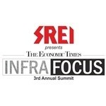 The Economic Times announces the 3rd Annual Summit of INFRA FOCUS on 24th September 2015
