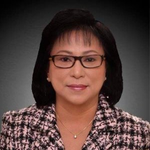 Photograph of Makati Medical Center's Christine A. Donnelly