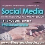 Combat veteran and social media guru joins speaker line-up at Social Media within the Defence & Military Sector 2016