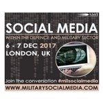MilSocialMedia 2017 returns to London in December