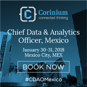 Chief Data & Analytics Officer, Mexico 2018