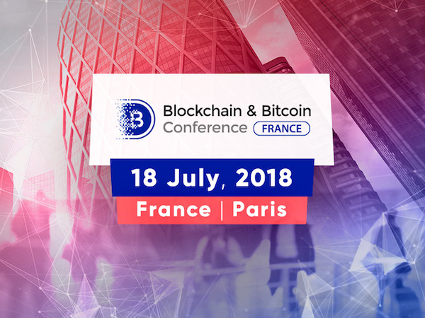 Blockchain & Bitcoin Conference France banner 600x450