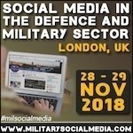 SMi's 8th Annual Social Media in the Defence & Military Sector Conference 2018