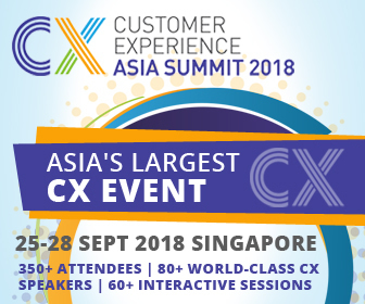Customer Experience Asia 2018 banner 350x280