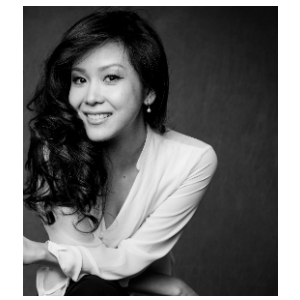 Photograph of Shirley Liu vice president marketing & digital of Lancôme and L'Oréal Group 300x300