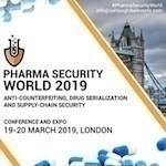 2nd Annual Pharma Security World 2019