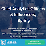 Chief Analytics Officers & Influencers, Spring 2019
