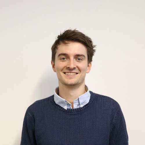 Photograph of Seb Burchell, outreach and PR manager at Mojo Mortgages