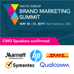Marriott, HP, Airbnb, Google Join Global Brands Confirmed for Incite Brand Marketing Summit