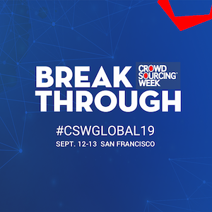 CSW (CrowdSourcing Week) Global banner 300x300