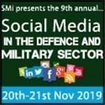 Interview released with NATO Headquarters ahead of SMi's Social Media in the Defence & Military Sector
