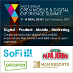 Chief Product, Digital and Marketing officers from Mastercard, Groupon, Macy's, Hilton and Walmart unite at in San Francisco at