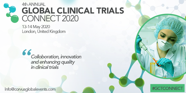 4th Annual Global Clinical Trials Connect 2020 banner 600x300