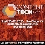 ContentTECH Summit 2020