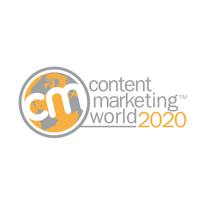 Content Marketing World Conference & Expo logo 300x300